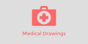 Medical Technical Drawing Samples