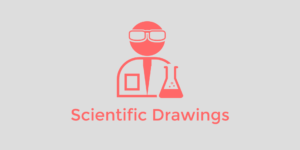 Scientific Technical Drawing Samples