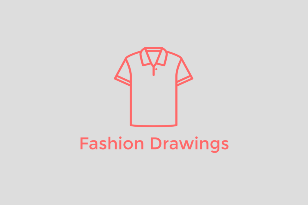 Fashion Technical drawing Samples